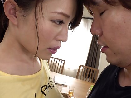 Rinne Toka - A Muscular Workout Join in matrimony S Orgasmic Cowgirl Position - TOKA RINNE