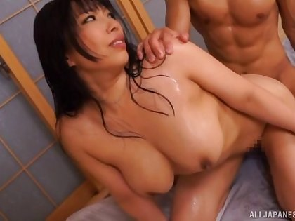 Completeness forth strong orgasm is very welcome for Nozomi Mikimoto