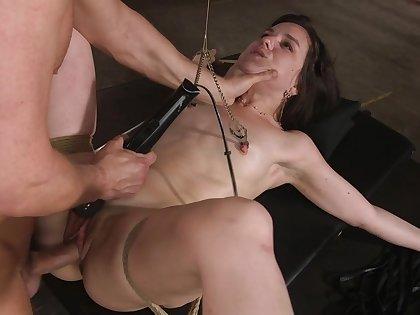 Plighted girlfriend Juliette Match enjoys getting brutally agonizing