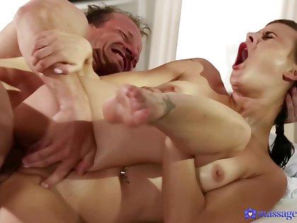 Enjoy the view as many sexy starlets savors hardcore sex sensations