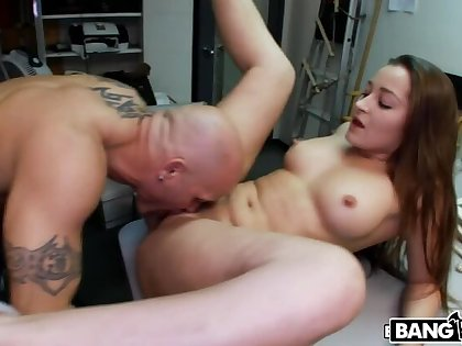 Gorgeous Dani Daniels Loves Chum around with annoy Dick!