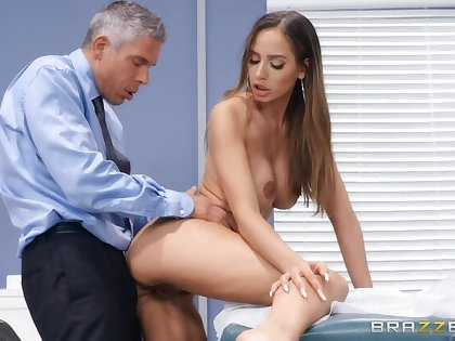 Incisive sex pic featuring Mick Morose and Desiree Dulce